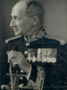 Chief Constable Major F L. Stanley Clarke OBE